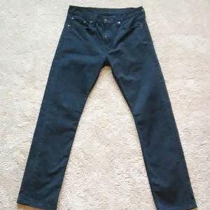 Levi's 513 Men's Jeans/31 x 32